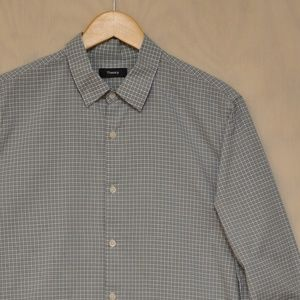 Theory Button Down L